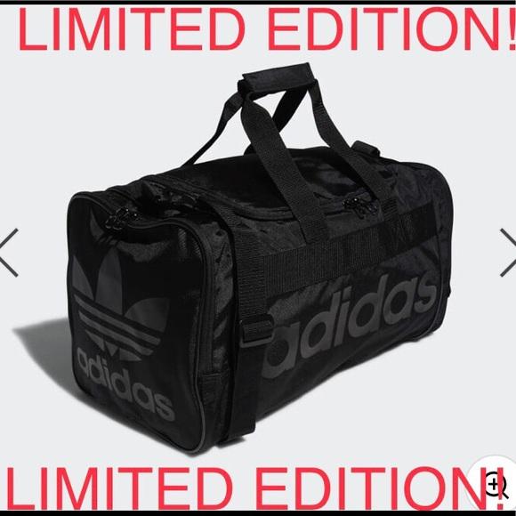 Adidas Extra Large Duffle Gym Bag SANTIAGO DUFFEL 03a92bc9bbaaf